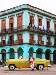 Cuba seems stuck in time