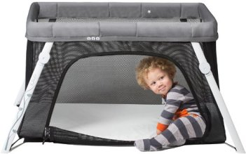 Baby travel gear for safe sleep